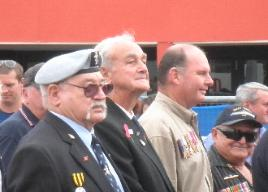 Greg Peck, ANZAC Day 2012