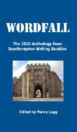 Wordfall front cover